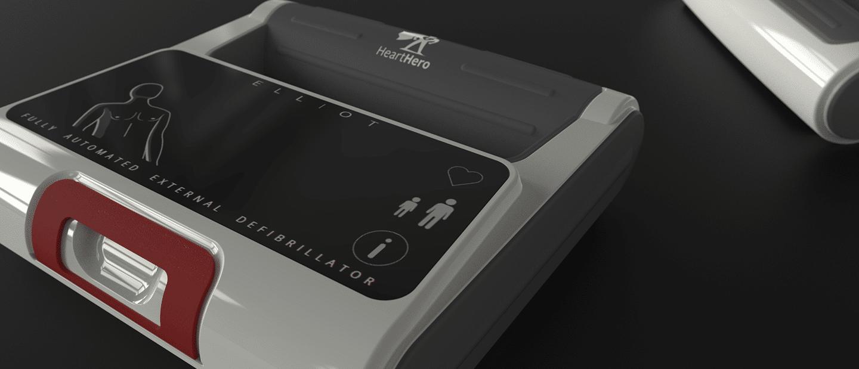 HeartHero Smart AED
