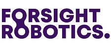 forsight robotics logo in purple text