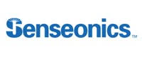senseonics logo in blue